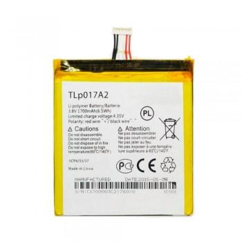 Аккумулятор Alcatel TLp017A1 / TLp017A2 (1700 mAh)