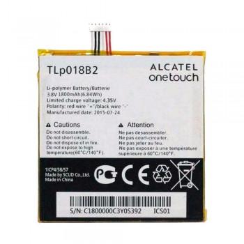 Аккумулятор Alcatel TLp018B2 (1800 mAh)
