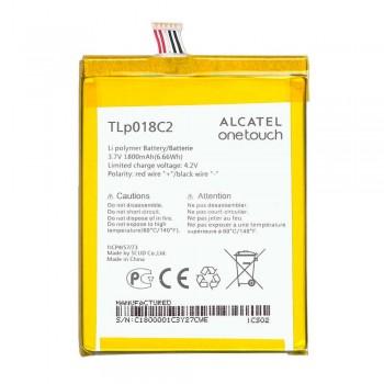 Аккумулятор Alcatel TLp018C2 (1800 mAh)