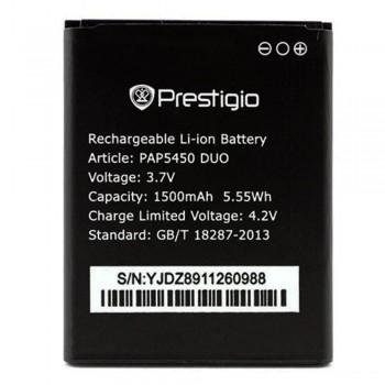 Аккумулятор Prestigio PAP5450 / PAP5451 DUO (1500 mAh)
