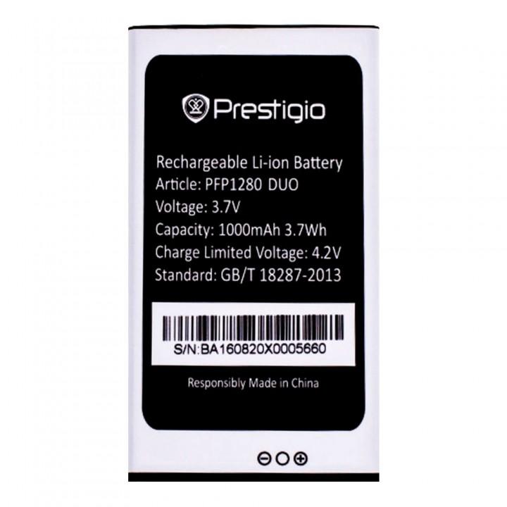 Аккумулятор Prestigio PFP1280 DUO (1000 mAh)