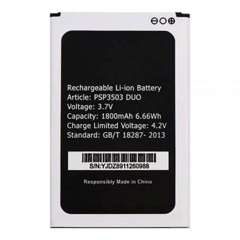 Аккумулятор Prestigio PSP3503 / PSP3505 / PSP3509 / PSP3519 DUO (1800 mAh)
