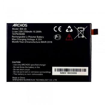 Аккумулятор Archos BW-45 для Archos 55 Cobalt Plus (2700 mAh)