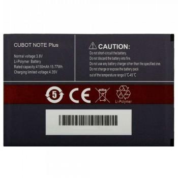 Аккумулятор Cubot Note Plus (2800 mAh)