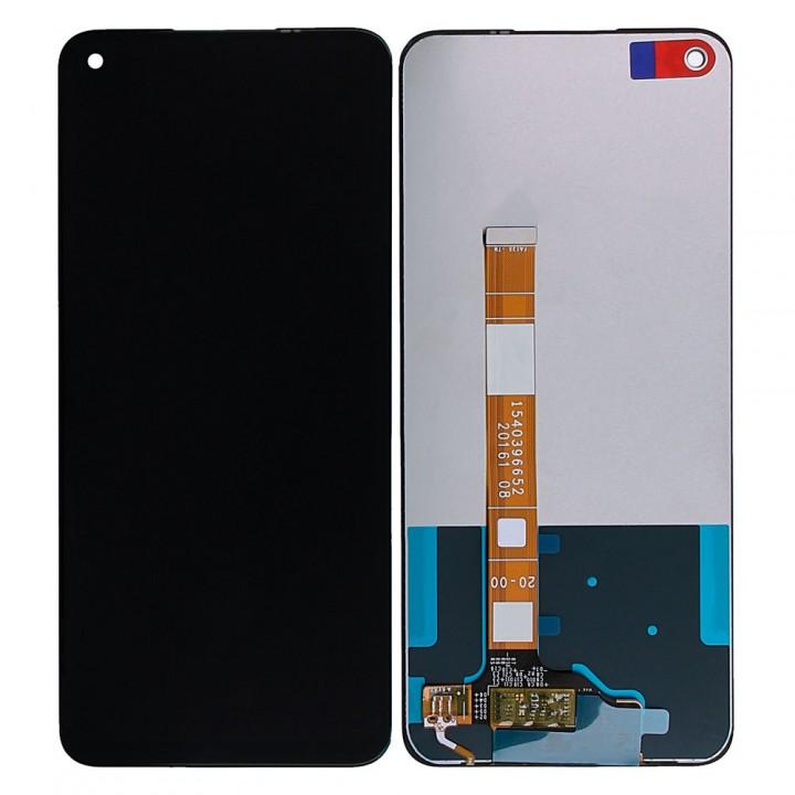 Дисплей Oppo A92 с тачскрином (Black) (High Copy)