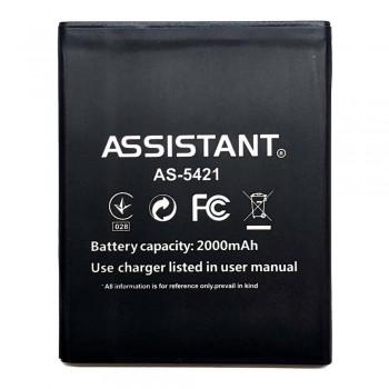 Аккумулятор Assistant AS-5421 для Assistant AS-5421 Surf (2000 mAh)