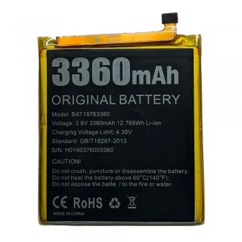 Аккумулятор Doogee BAT18763360 для Doogee Y7 (3360 mAh)