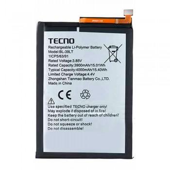 Аккумулятор Tecno BL-39LT для Tecno Spark 4 (3900 mAh)