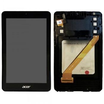 Дисплей Acer Iconia One 7 B1-760HD с тачскрином (Black)