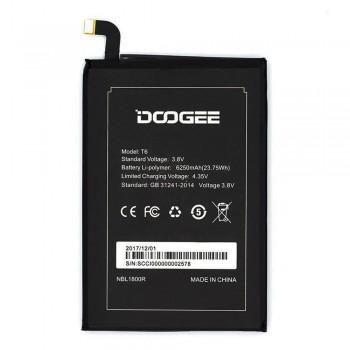Аккумулятор Doogee T6 (6250 mAh)