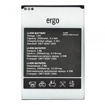 Аккумулятор Ergo A502 Aurum (2500 mAh)