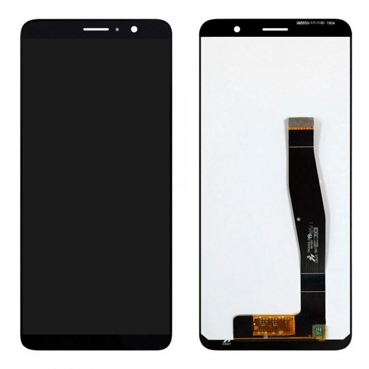 Дисплей Alcatel 5008T 1x (2019) с тачскрином (Black)