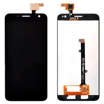 Дисплей Alcatel 6012D Idol Mini с тачскрином (Black)