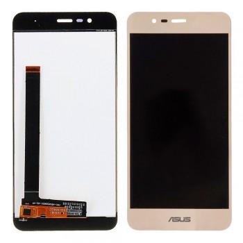 Дисплей Asus ZenFone 3 Max (ZC520TL) с тачскрином (Gold)