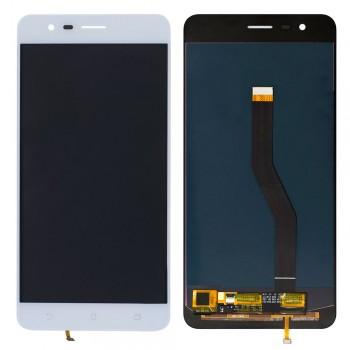 Дисплей Asus ZenFone 3 Zoom (ZE553KL) с тачскрином (White)