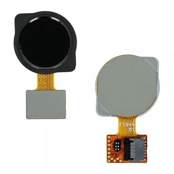 Сканер отпечатка пальца для Xiaomi Redmi 8 (Black) (Original PRC)