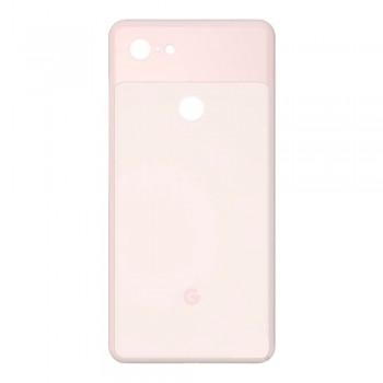 Задняя крышка для Google Pixel 3 XL (Pink) (High Copy)
