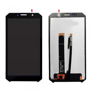 Дисплей Doogee S60 с тачскрином (Black)