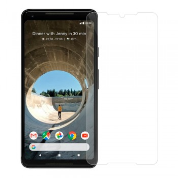 Защитное стекло Tempered Glass 2.5D для Google Pixel 2 XL