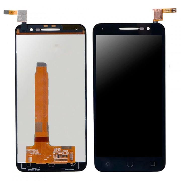 Дисплей Alcatel VF895 Vodafone Smart Prime 6 / Speed 6 с тачскрином (Black)