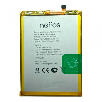 Аккумулятор TP-Link Neffos NBL-43A4000 для TP-Link Neffos X20 (4100 mAh) (Original PRC)