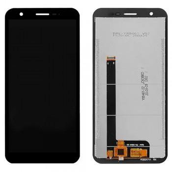 Дисплей Blackview BV4900 / BV4900 Pro с тачскрином (Black)