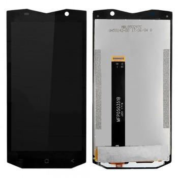 Дисплей Blackview BV8000 / BV8000 Pro с тачскрином (Black)