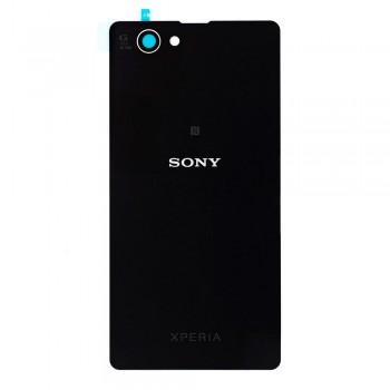 Задняя крышка для Sony D5503 Xperia Z1 Compact Mini (Black)