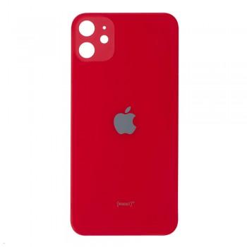 Задняя крышка для iPhone 11 (Red) (Original PRC)