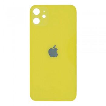 Задняя крышка для iPhone 11 (Yellow) (Original PRC)