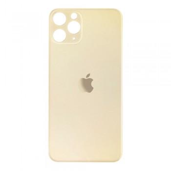 Задняя крышка для iPhone 11 Pro (Gold) (Original PRC)