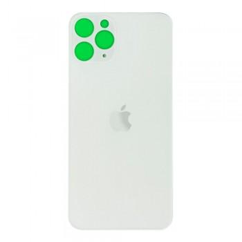 Задняя крышка для iPhone 11 Pro (Silver) (Original PRC)