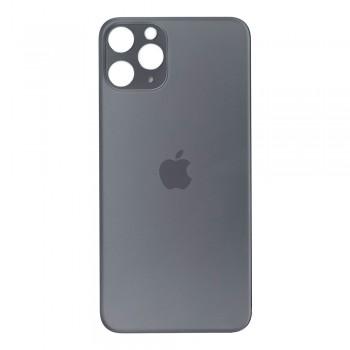 Задняя крышка для iPhone 11 Pro (Space grey) (Original PRC)