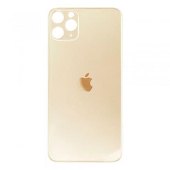 Задняя крышка для iPhone 11 Pro Max (Gold) (Original PRC)