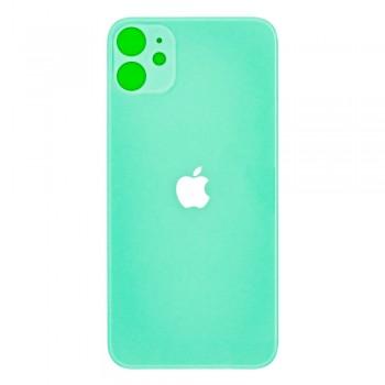 Задняя крышка для iPhone 11 (Green) (High Copy)