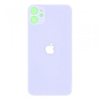 Задняя крышка для iPhone 11 (Purple) (High Copy)