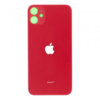 Задняя крышка для iPhone 11 (Red) (High Copy)