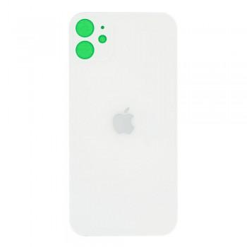 Задняя крышка для iPhone 11 (White) (High Copy)