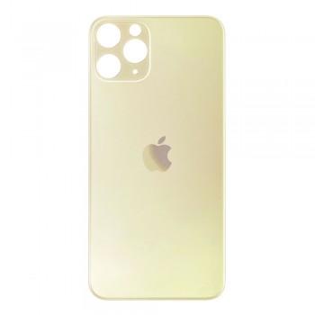 Задняя крышка для iPhone 11 Pro (Gold) (High Copy)