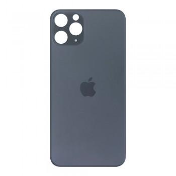 Задняя крышка для iPhone 11 Pro (Space grey) (High Copy)
