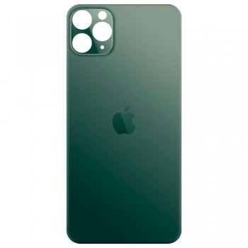 Задняя крышка для iPhone 11 Pro Max (Midnight green) (High Copy)