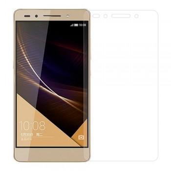 Защитное стекло Tempered Glass 2.5D для Huawei Honor 7