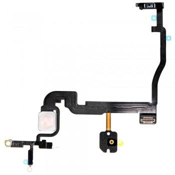 Шлейф iPhone 11 Pro Max с кнопкой включения (Original)