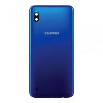 Задняя крышка для Samsung A105 Galaxy A10 (2019) (Blue) Original PRC
