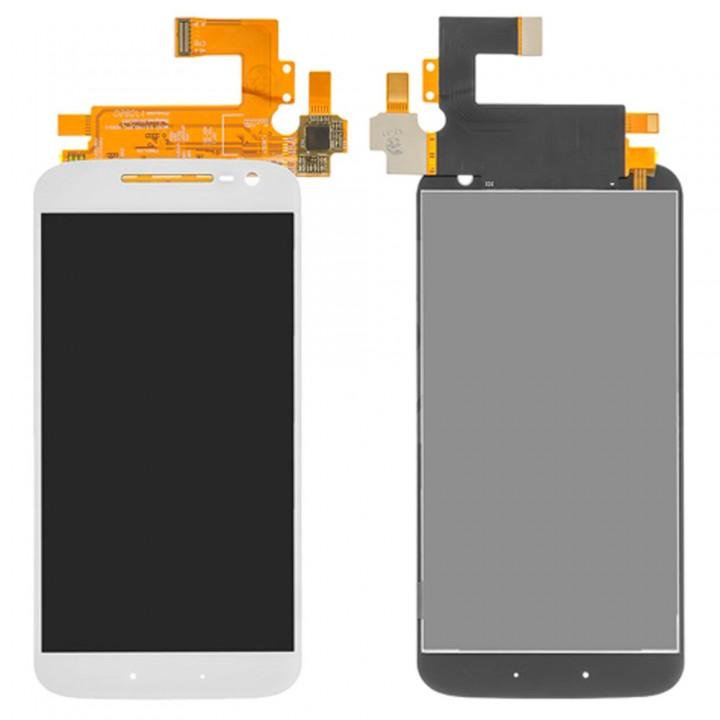 Дисплей Motorola XT1622 Moto G4 с тачскрином (White)