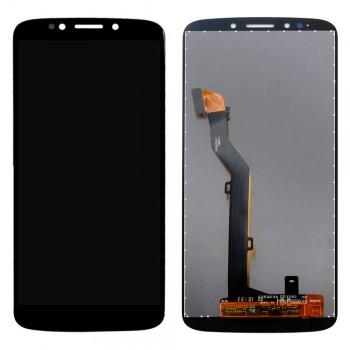 Дисплей Motorola XT1922 Moto G6 Play с тачскрином (Black)