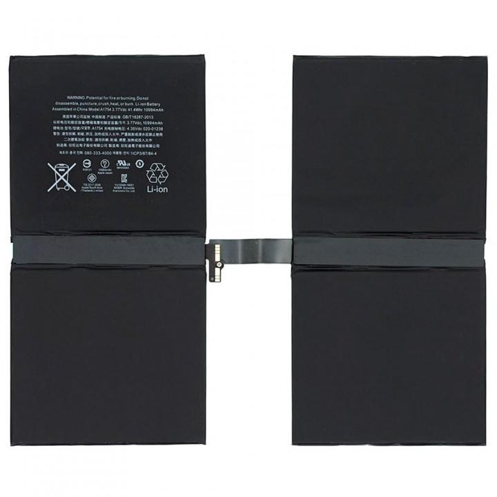 Аккумулятор iPad A1670 для Apple iPad Pro 12.9 (2017) (10994 mAh)