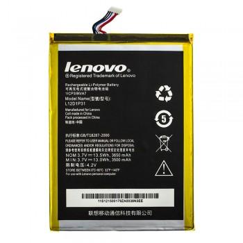 Аккумулятор Lenovo L12D1P31 / L12T1P31 для Lenovo IdeaTab A1000 / A3000 / A3300 / A5000 (3650 mAh)