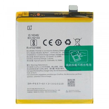 Аккумулятор OnePlus BLP657 для OnePlus 6 (3300 mAh)