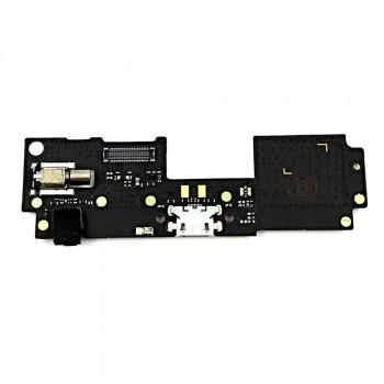Нижняя плата Lenovo K920 Vibe Z2 Mini с разъемом зарядки и микрофоном